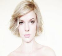 OLD HOLLYWOOD GLAMOUR Tutorial: Scarlett Johansson Dolce and Gabbana AD