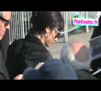 Olga Kurylenko greets fans @ 2012 Film Independent Spirit Awards in Santa Monica!