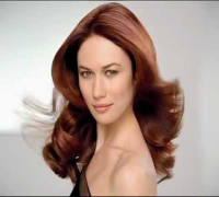 Olga Kurylenko in Pantene Pro-V Color Therapy commercial | English