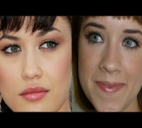 Olga Kurylenko Inspired Makeup - by Bethany