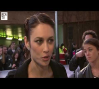 Olga Kurylenko Interview - Oblivion UK Premiere