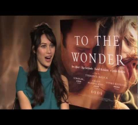 Olga Kurylenko Interview -- To The Wonder