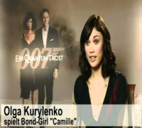 OLGA KURYLENKO INTERVIEW
