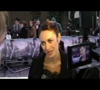 Olga Kurylenko - Oblivion Premiere