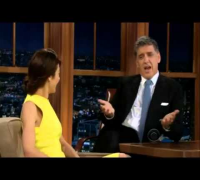 Olga Kurylenko on Craig Ferguson - 3 June, 2013 - Full Interview