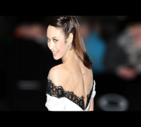 Olga Kurylenko STUNS at OBLIVION Movie Premiere