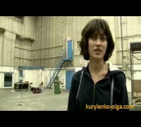 OLGA KURYLENKO talks Quantum of Solace