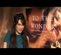 Olga Kurylenko To the Wonder Interview