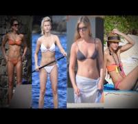 Olivia Palermo, Jessica Alba, and Lea Michele's Bikini Style!