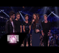 One Direction - Presents Best Pop Video Selena Gomez MTV VMAs 2013