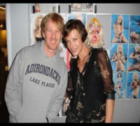 Opie and Anthony - Milla Jovovich part 1