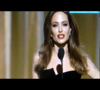 OSCAR 2012- 84 th Academy Awards: Angelina Jolie