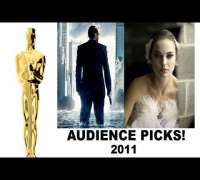 Oscars 2011 Audience Picks: Inception, Natalie Portman, Christian Bale