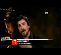 Out of the Furnace, Interview with Actor Christian Bale