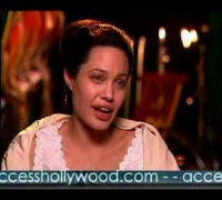 Outspoken Angelina Jolie