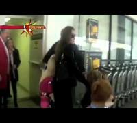 Pânico na Band 08/04/12 - O Impostor persegue Brad Pitt e Angelina Jolie pelas ruas de Hollywood