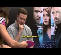 Pânico na Band 15/09/13 - Sabrina Sato entrevista Justin Timberlake