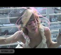 Paper Magazine - Milla Jovovich & Carmen Hawk Cover Shoot