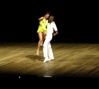 Patrick Carvalho e Adriana Lima - Samba no Dia da Dança