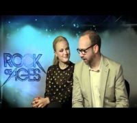 Paul Giamatti And Malin Akerman Interview -- Rock of Ages