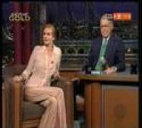 Paul Shaffer asks Julia Roberts a forbidden question!