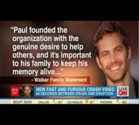 Paul Walker Autopsy Died of Traumatic & thermal injuries [R.I.P 2013]