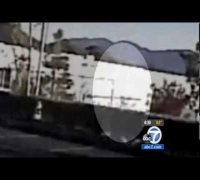 Paul Walker crash: moment of impact (New surveillance video)