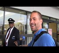 Paul Walker Dead: TMZ's Last Footage of the Actor
