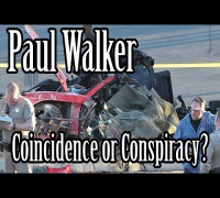 Paul Walker Death - Coincidence or Conspiracy?