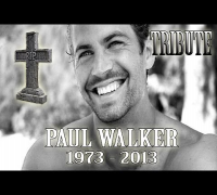 Paul Walker Dies car crash - Brian Fast & Furious Dead at 40 [TRIBUTE] R.I.P 2013