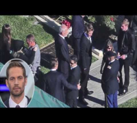 Paul Walker Funeral Tearful Last Goodbye To Fast & Furious Actor [R.I.P 2013]