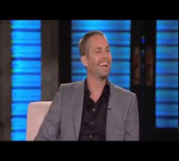 Paul Walker on Lopez Tonight Show (FULL)