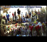 Paul Walker & Roger Rodas Crash Site, Memorial & Tribute