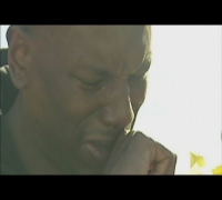 Paul Walker's co-star Tyrese Gibson cries at crash site