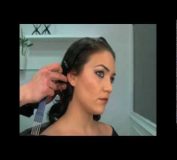 PEINADO Y MAQUILLAJE PENÉLOPE CRUZ OSCARS 2012 - MAKE UP AND HAIR INSPIRED PENELOPE CRUZ OSCARS