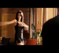 Penelope Cruz - Dancing Black Mini Skirts