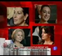 Penelope Cruz Goya mejor actriz 2009
