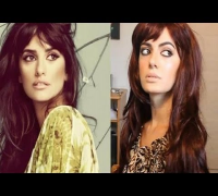 PENELOPE CRUZ TRANSFORMATION