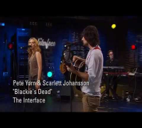 Pete Yorn & Scarlett Johansson - Blackie's Dead (Live @ The Interface)