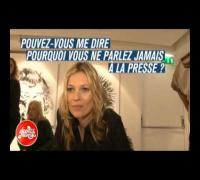 Petit journal - Defi 2 parler a Kate Moss _ 22/11/12