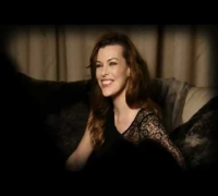 Photoshoot METROCITY 2011 with Milla Jovovich