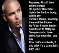 Pitbull Ft. Shakira - Get it started (with lyrics)