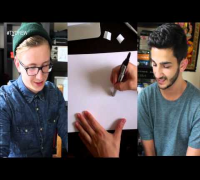 Pokemon Drawing Challenge (ft. Andrew) [#SPECIALAUGUEST #9]