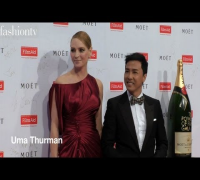 Power of Film Gala 2013 in Hong Kong ft. Uma Thurman, Donnie Yen | FashionTV