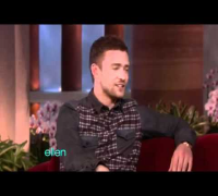 Preview of Justin & Mila on Ellen Show