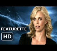 PROMETHEUS Charlize Theron - Weyland Company Featurette
