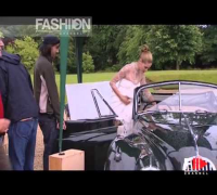 """Pronovias - Doutzen Kroes"" Spring Summer 2008 Backstage Bridalwear 2 of 2 by FashionChannel.mov"