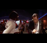 Pulp Fiction ballo Uma Thurman e John Travolta.avi