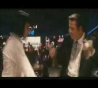 Pulp Fiction - Dancing Scene - Uma Thurman & John Travolta