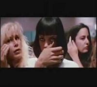Pulp Fiction 'I said God damn! God damn' ....Uma Thurman